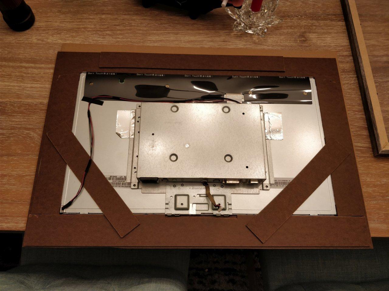 Sense/Net - Building a digital photoframe